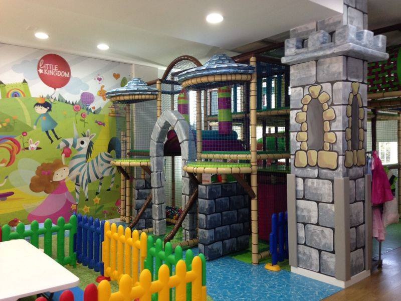 castillo con mural nuevo