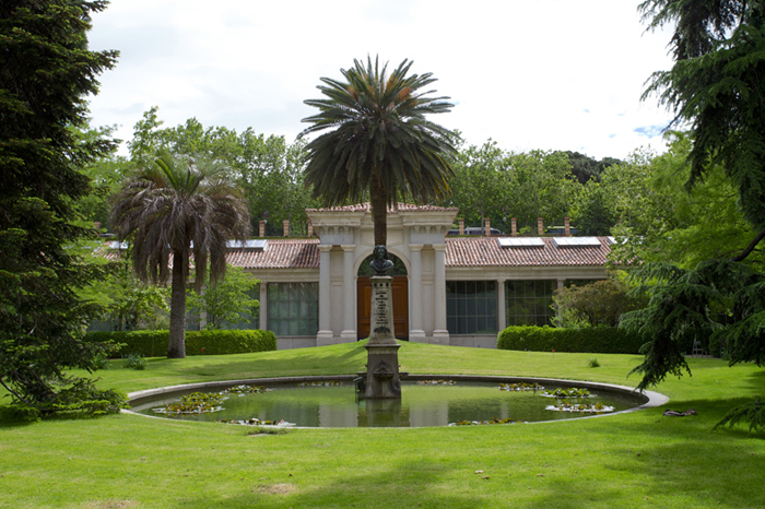 Glorieta de Linneo. Foto Imanol Urquizu